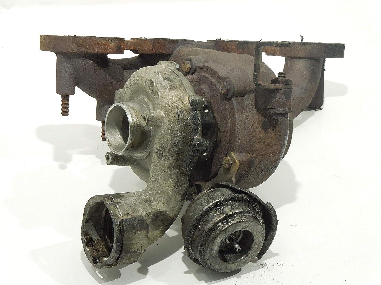 Amazon.com: Audi A3 8P 2.0 TDi Diesel Turbo Turbocharger Garrett: Automotive