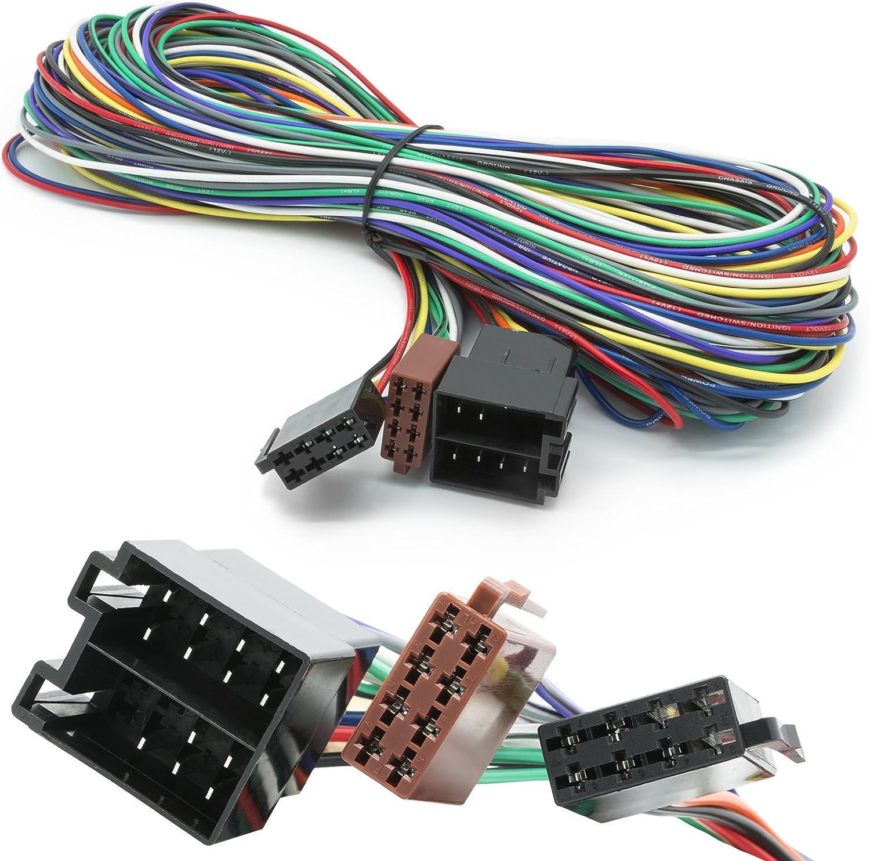 5 M Verlängerung Auto Radio Adapter Kabel Iso Buchse Elektronik