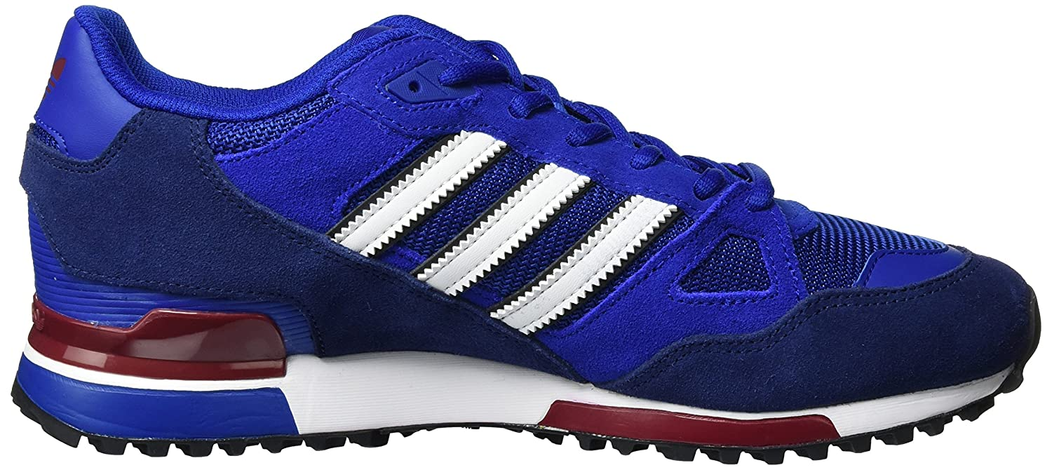 promo code 9a422 c6ab9 adidas Men s Zx 750 Trainers, (Collegiate Royal FTWR White Dark Blue), 5 UK  38 EU  Amazon.co.uk  Shoes   Bags