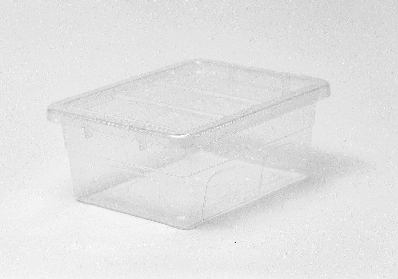 Caja de almacenamiento de plástico grande Caja de almacenamiento ...