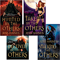 Jess Haines Bundle: Hunted By The Others, Taken By The Others, Deceived By The  Others, Stalking The Others (An H&W Investigations Novel)