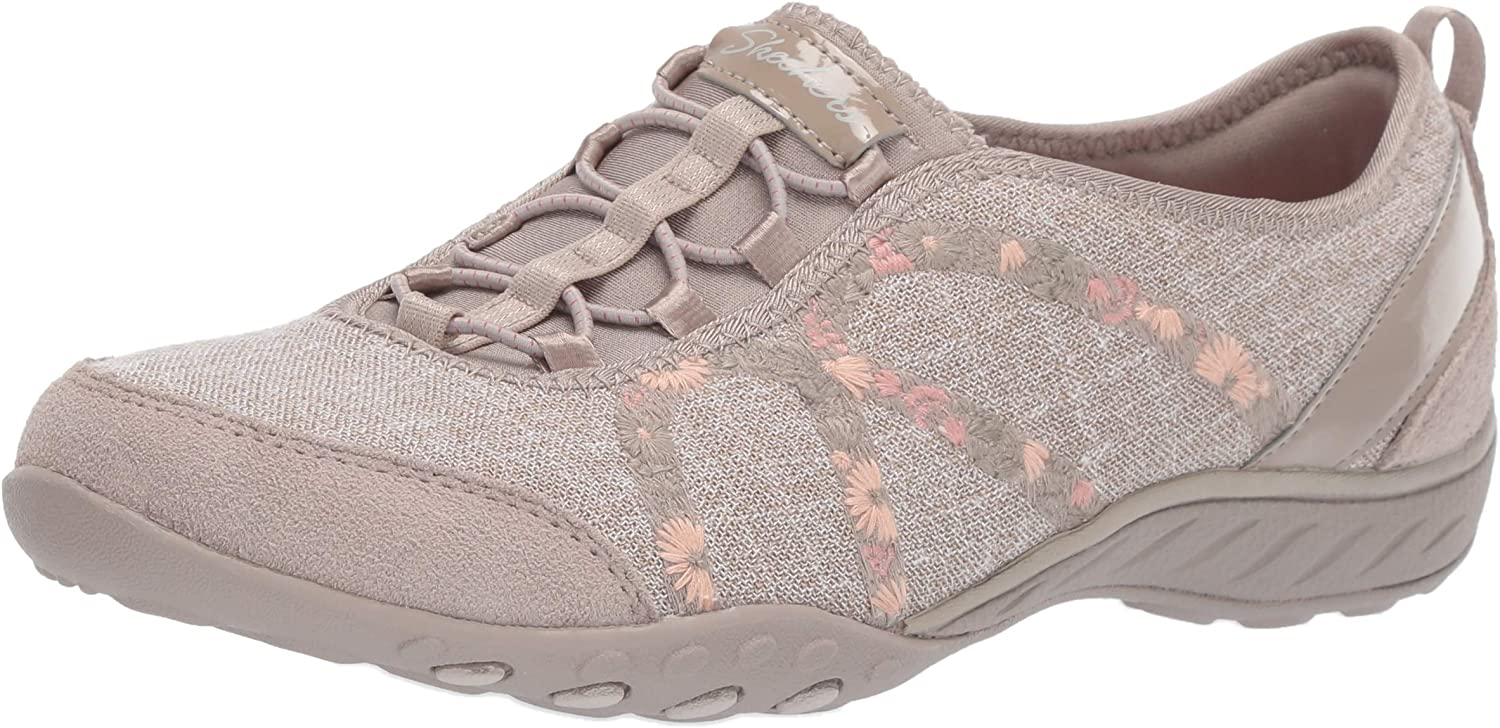 Skechers Breathe-Easy - Garden Joy, Zapatillas sin Cordones para ...