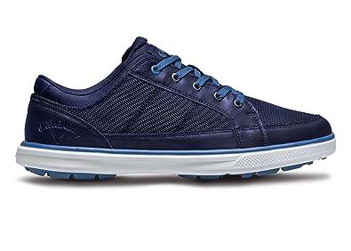 Delmar Ballistic, Chaussures de Golf Homme, Bleu Clair, 41 EUCallaway