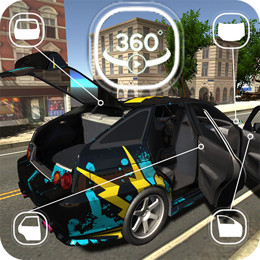 Urban Car Simulator - Cars Driving Auto
