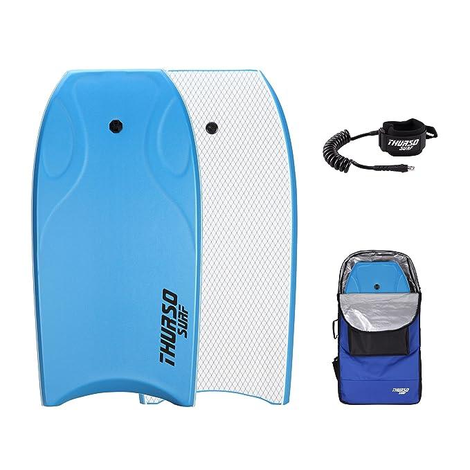 Best Bodyboard : THURSO SURF Lightning 42'' Bodyboard Package