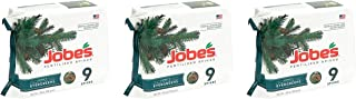 product image for Jobe's Evergreen Fertilizer Spikes, 9 Spikes - 3 Pack