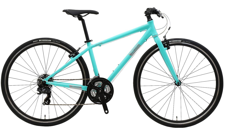 700×32C 480mm クロスバイク VACANZE1 バカンゼ1 外装21段 NE-18-005 B07DLYJJT5 グリーン グリーン