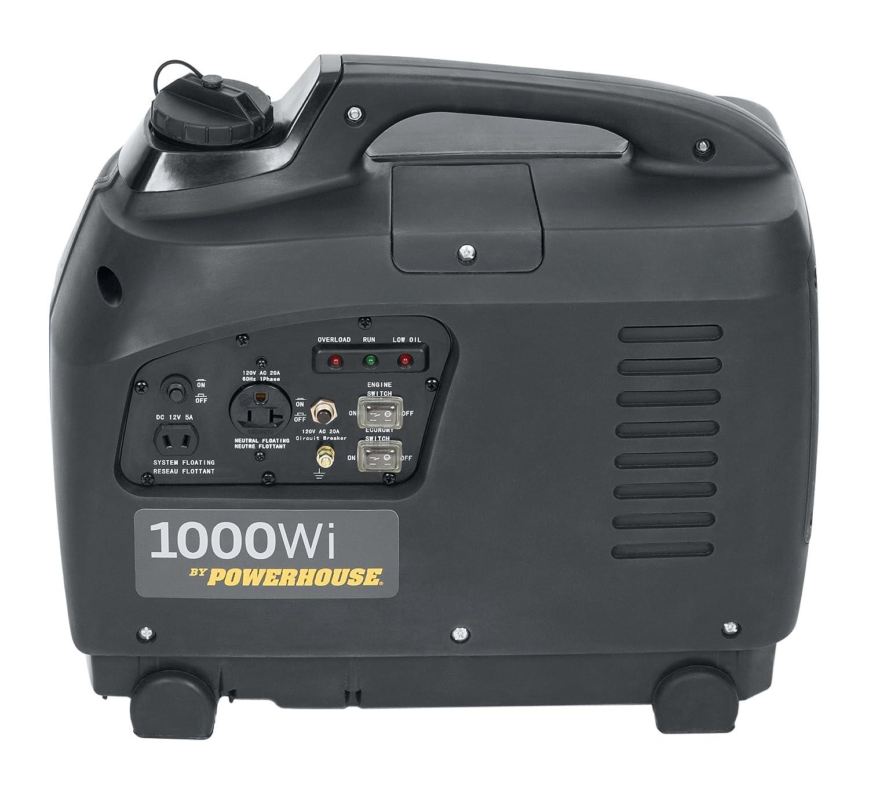 Powerhouse 1000Wi Inverter Generator CARB pliant Amazon