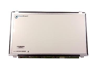 Visiodirect – Pantalla LED de 15,6 pulgadas para ordenador portátil Lenovo G50-45 80E3 Serie: Amazon.es: Electrónica