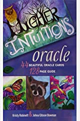 Higher Intuitions Oracle (with cards) Hardcover