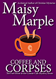 Coffee & Corpses: A Clean Christian Small Town Cozy Mystery with Coffee & Romance (Connie Cafe Mystery Series Book 1)
