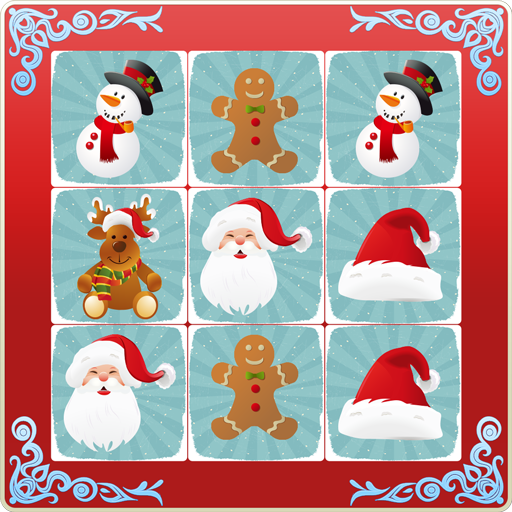 Christmas Matching Puzzles (Halloween 2017 Teaser)