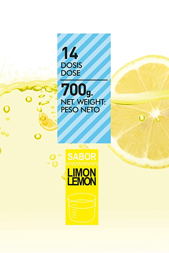 HYDRO ACTIVE 700 GR limon -La evolución de las bebidas deportivas isotónicas: Amazon.es: Salud y cuidado personal