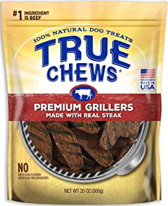 True Chews Premium Grillers Made with Real Chicken 12 oz