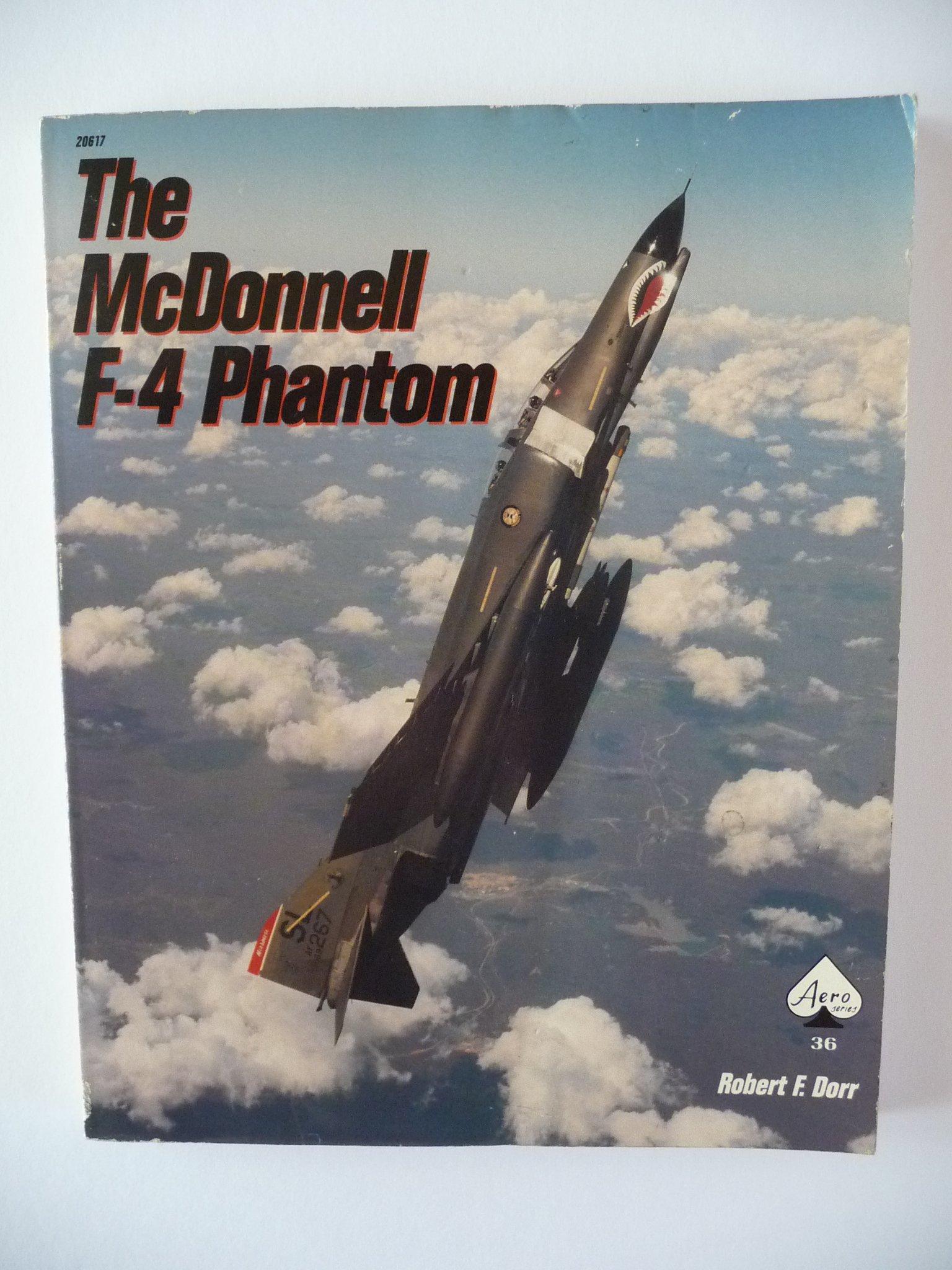The McDonnell F-4 Phantom II - Aero Series 36