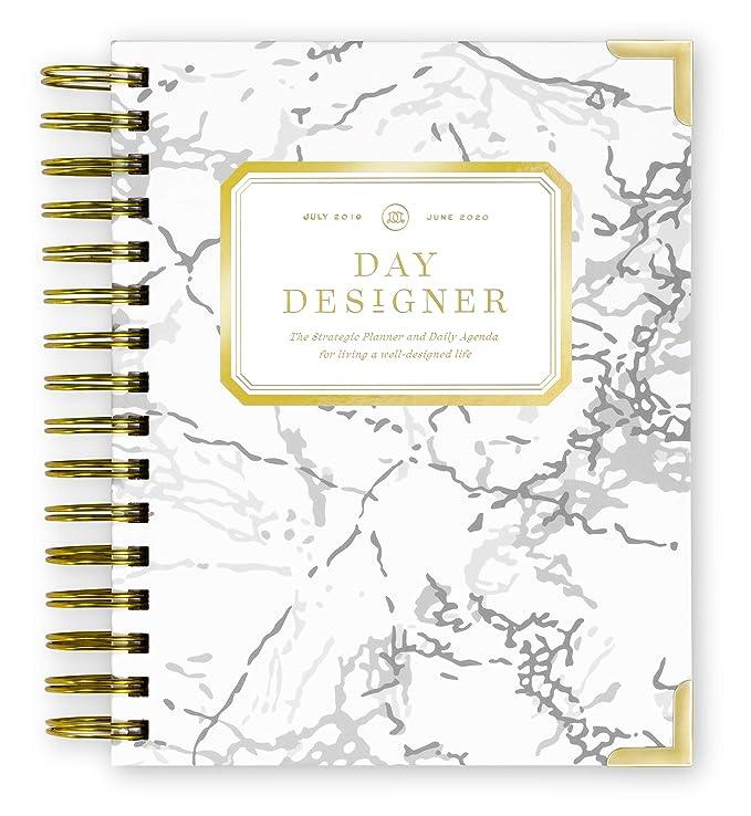 Amazon.com: Day Designer 2019-2020 - Agenda y planificador ...