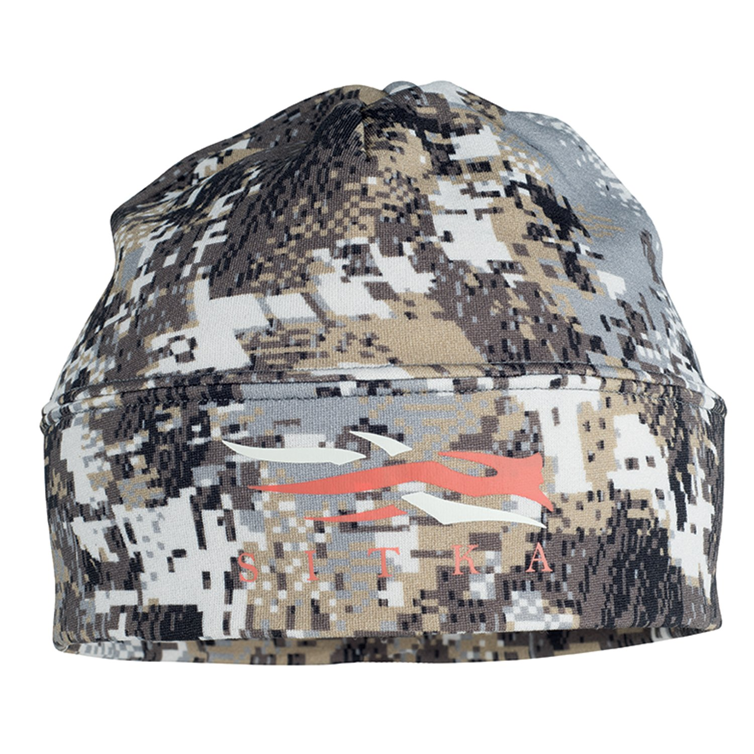 SITKA Gear Merino Beanie Optifade Elevated II One Size Fits All by SITKA
