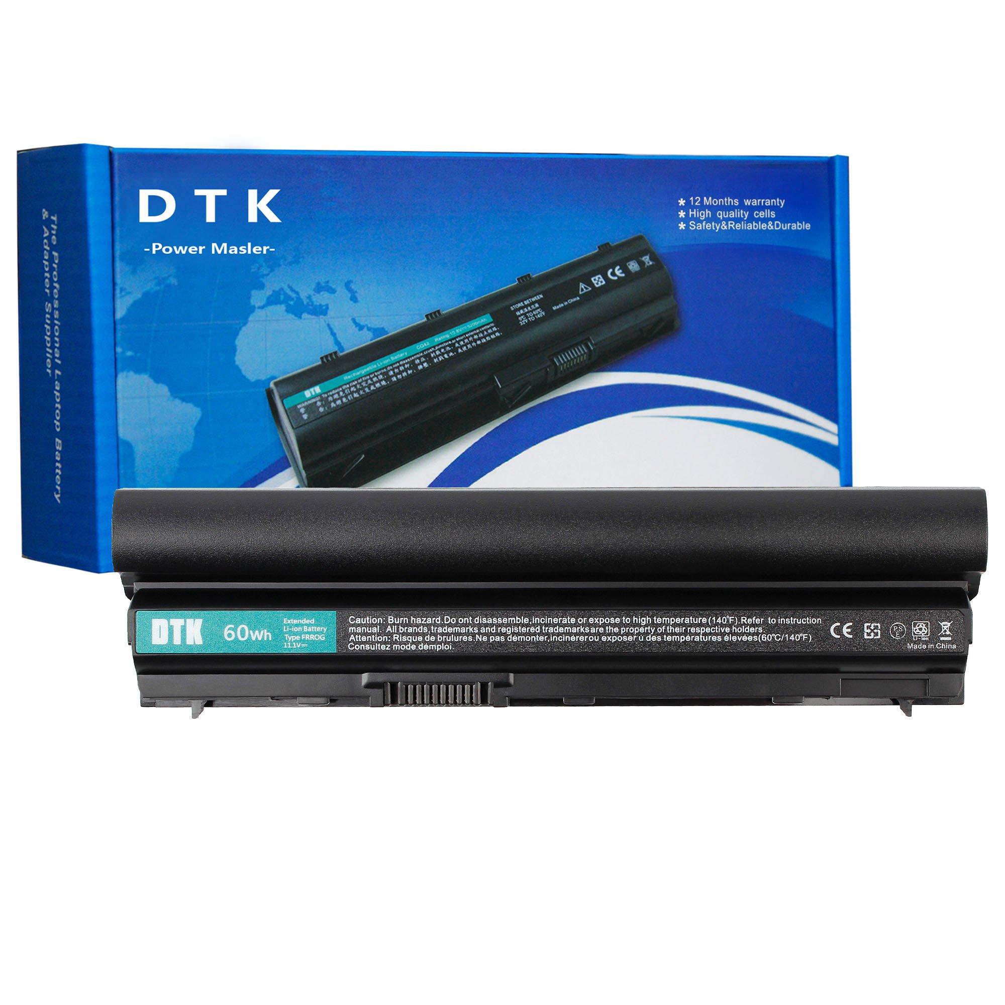 Bateria RFJMW K4CP5 Y61CV J79X4 FRR0G para DELL Latitude E6120 E6220 E6230 E6320 E6330 E6430S 6 Celdas 11.1v 4400mAh