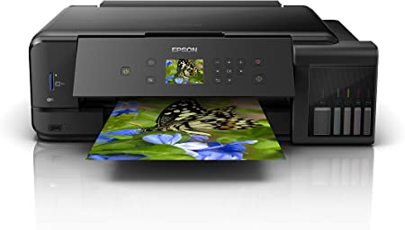 Epson EcoTank ET-7750 - Impresora, color negro + Papel fotográfico ...