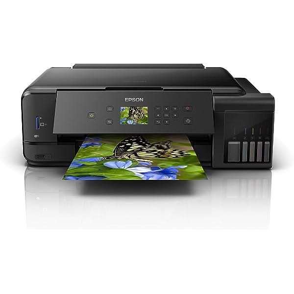 Epson EcoTank ET-7750 - Impresora, color negro: Epson: Amazon.es ...