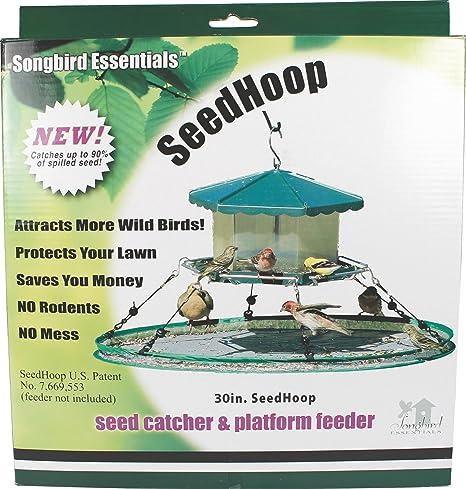 Pet Supplies Fine Songbird Essentials Seed Hoop Bird Supplies