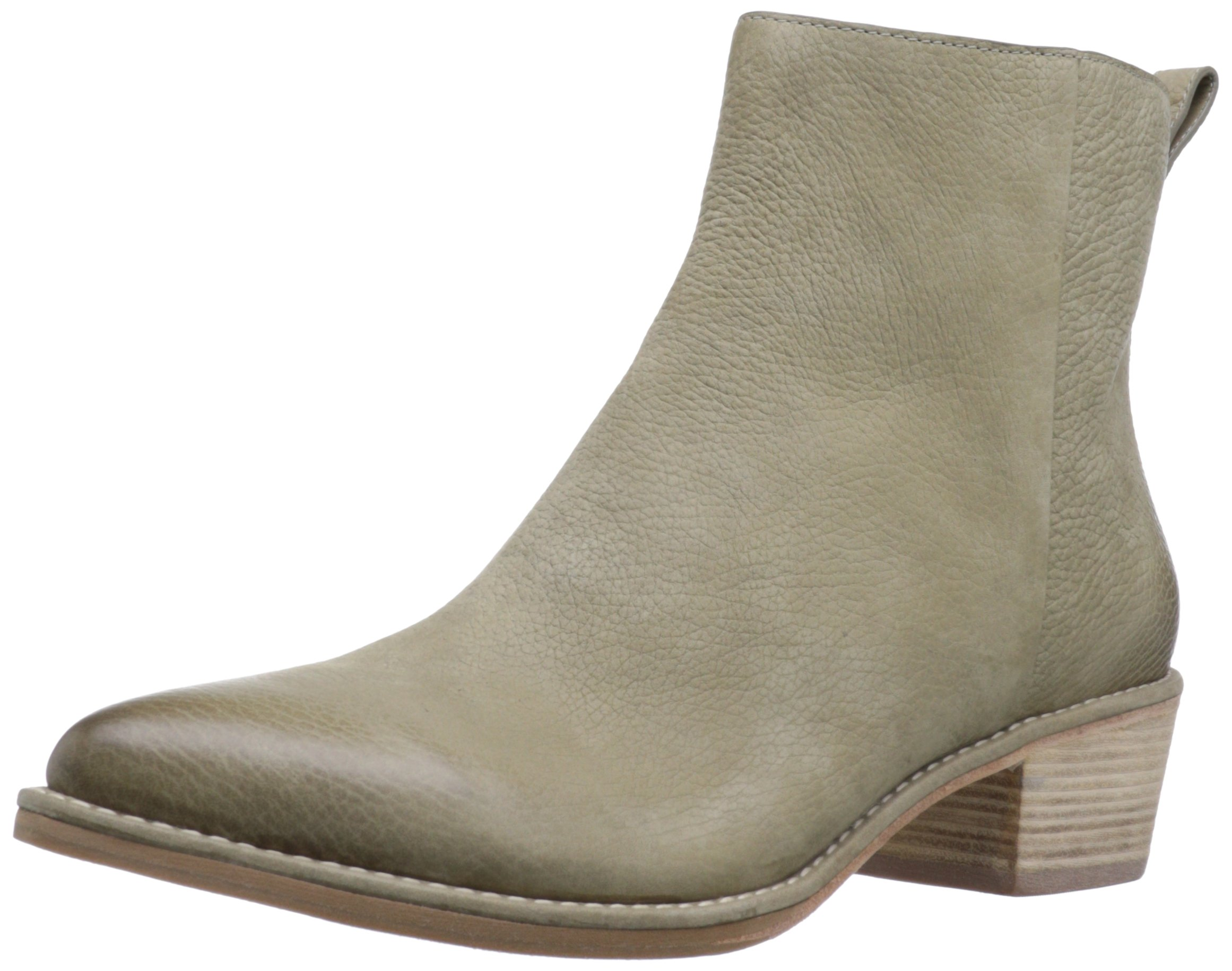 Cole Haan Women's Reilly Short Ankle Boot,Summer Khaki Nubuck,7.5 B US