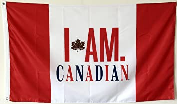 2but molson canadian beer canada flag banner 3x5 feet man cave