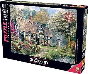 Anatolian Victorian Garden Jigsaw Puzzle (1000 Piece)