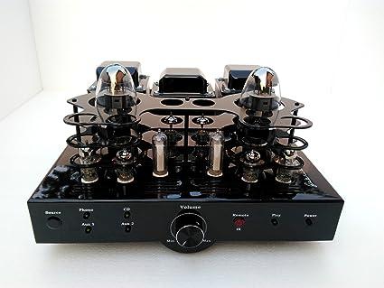 Amplificador a válvulas – Calypso KT150 se Clase A – 4 entradas linea – Made in