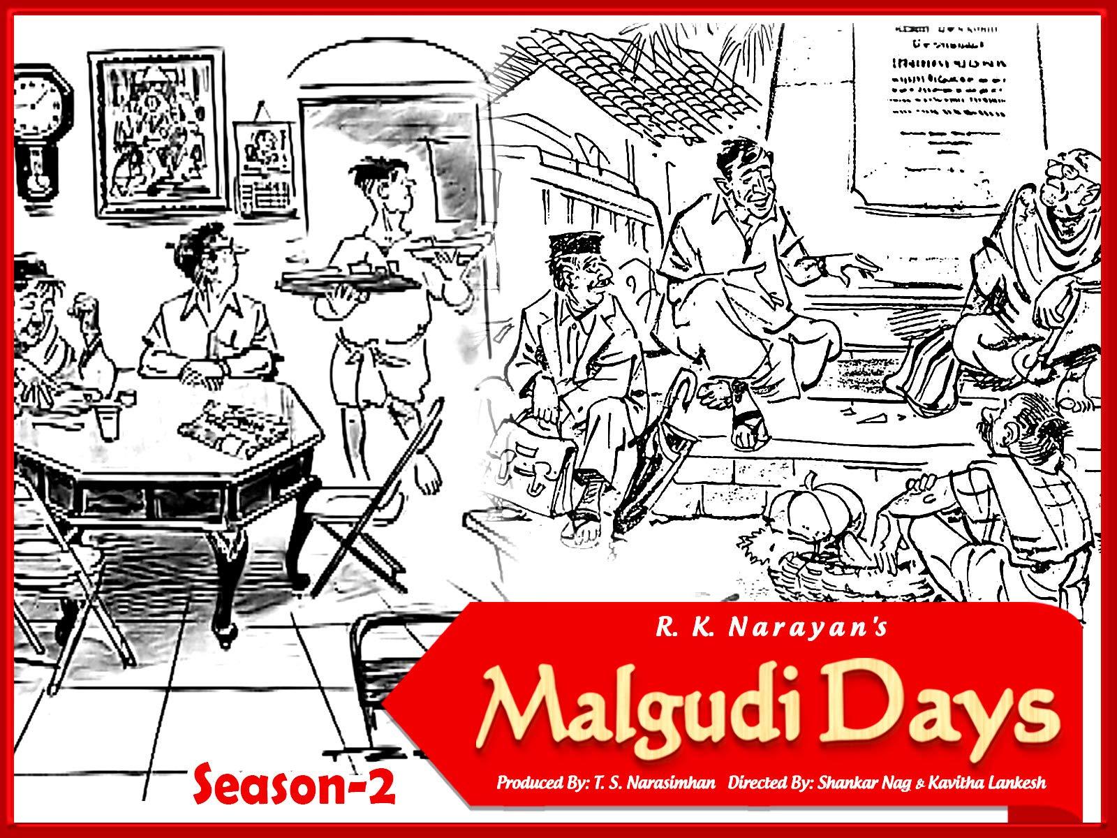 malgudi days episode 17