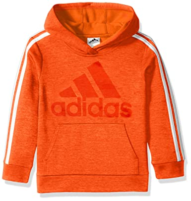 bb82fd2fe Adidas Boys' Athletic Pullover Hoodie: Amazon.in: Clothing & Accessories