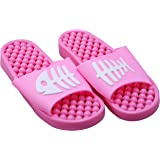 NOVICZ Acupressure Slippers Sandals for Pain Relief & Total Health Care / Slimming SPA Massage Shoes Slipper Bathroom Slipper