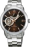 [オリエント時計] 腕時計 オリエントスター セミスケルトン 機械式 自動巻(手巻付) WZ0071DA シルバー