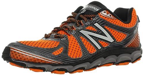 New BalanceMT810v2-M - Mt810of2 Hombres, Anaranjado (Anaranjado/Gris), 8 4E US: Amazon.es: Zapatos y complementos