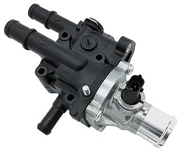 Okay Motor termostato vivienda para Astra MK5 Opel Zafira B insignia Vectra C 1.6 1.8 XER