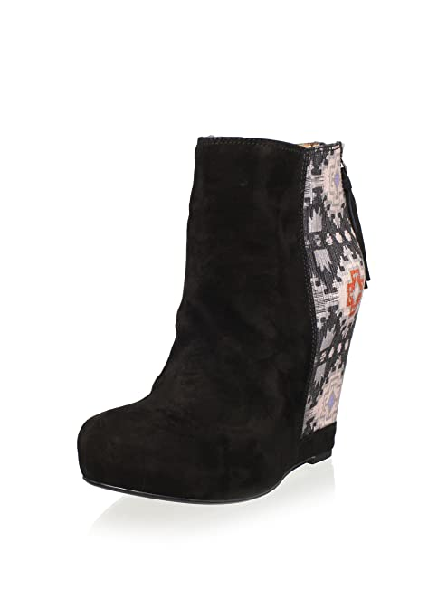 Womens Janelle Closed Toe Ankle Fashion Boots