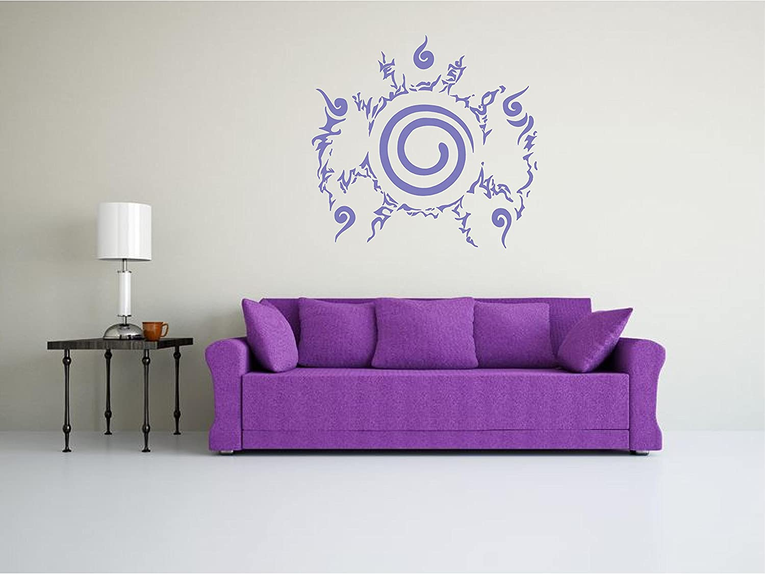 Amazon seal of naruto vinyl wall decal home kitchen amipublicfo Image collections