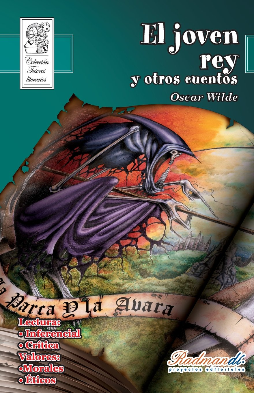 El Joven Rey y Otros Cuentos (Tesoros Literarios) (Volume 4) (Spanish Edition): Oscar Wilde, Francisco Delgado Santos, Paola Karolys, Gabriel Karolys: ...