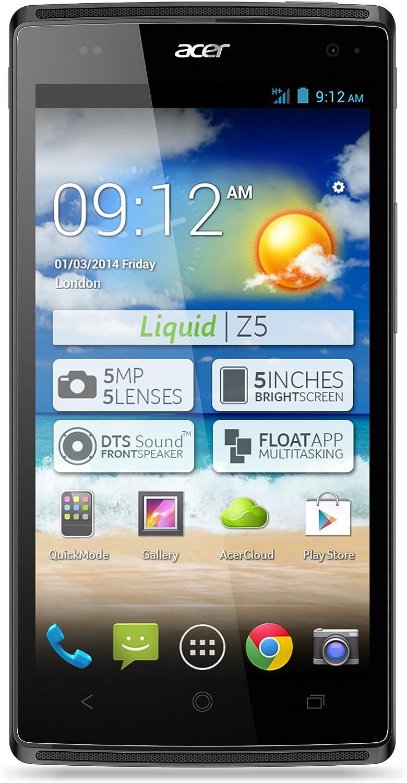 Acer Liquid Z5 - Smartphone libre Android (pantalla 5