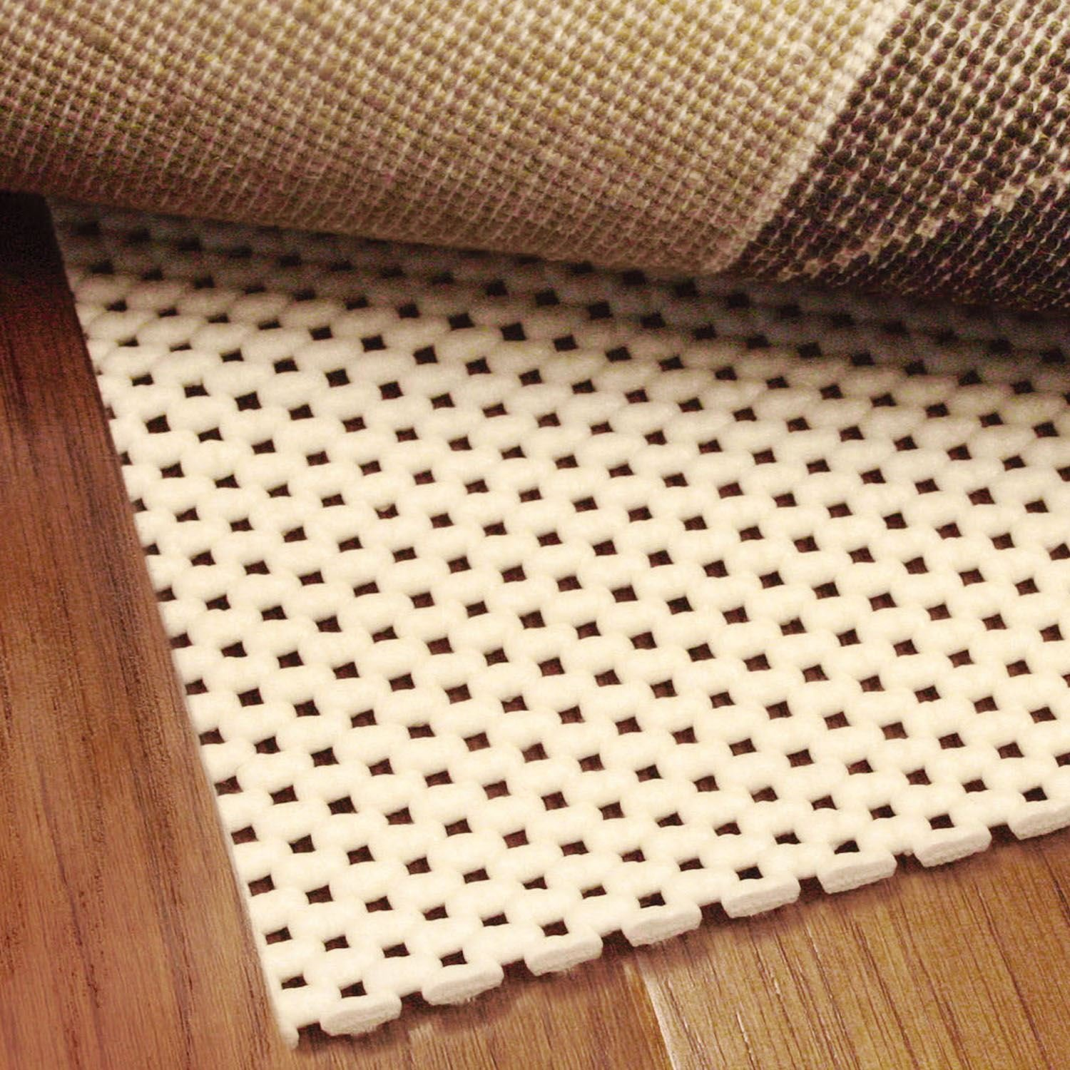 Top Home Solutions 120 X 180cm Rug Anti Slip Rug Mat Liner Gripper Underlay  For Hard