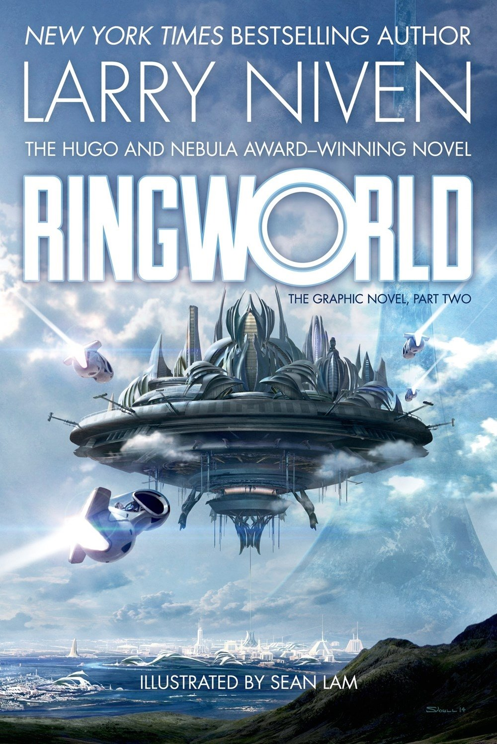 Ringworld: The Graphic Novel, Part Two: The Science Fiction Classic Adapted to Manga pdf
