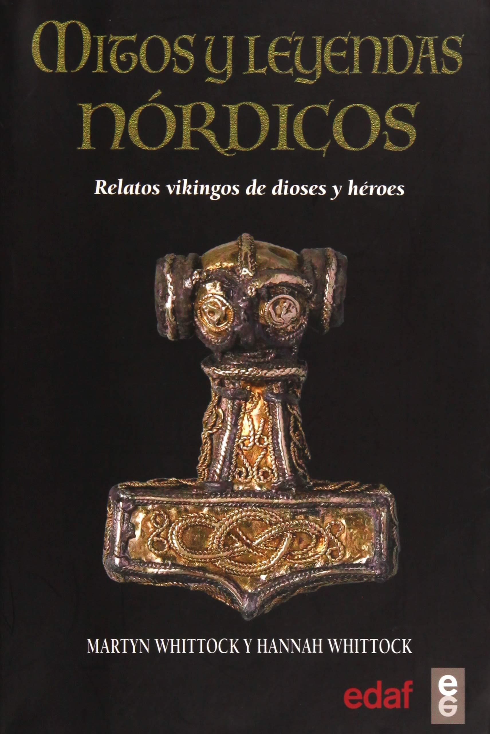 Mitos y leyendas nórdica (Crónicas de la Historia): Amazon.es ...