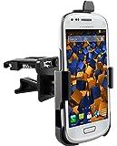 mumbi Lüftungsgitterhalterung Samsung Galaxy S3 mini Halterung / Galaxy S III mini Lüftungsschlitz Halterung