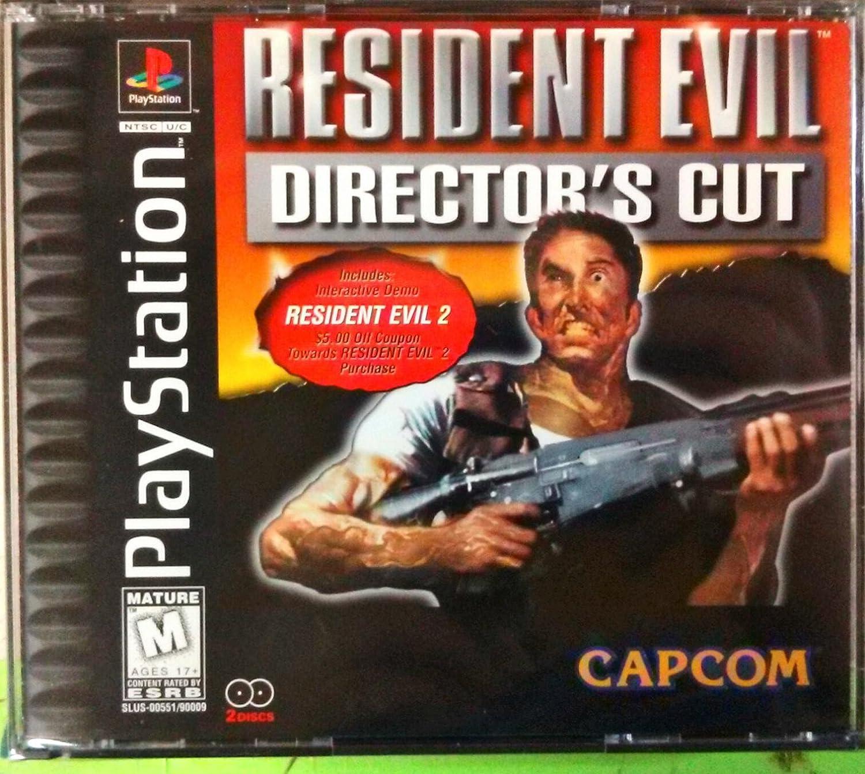 Amazon com: Resident Evil: Director's Cut: Video Games