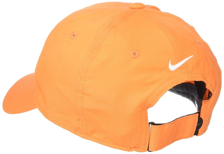 0a17e50d9a4b3 Amazon.com   Nike Mens Golf Legacy91 Tech Adjustable Hat Bright Mandarin    Basketball Shoes   Clothing