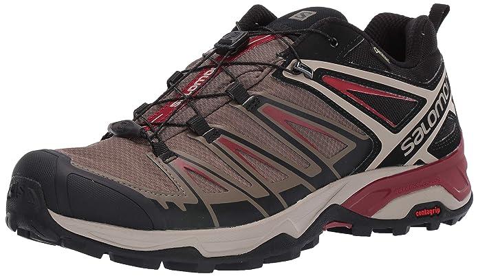 Salomon X Ultra 3 GTX, Zapatillas de Senderismo para Hombre, Negro (Black/Magnet/Quiet Shade), 40 2/3 EU: Amazon.es: Zapatos y complementos