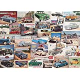 Gibsons the Joy of Motoring Jigsaw Puzzle 1000 Pieces