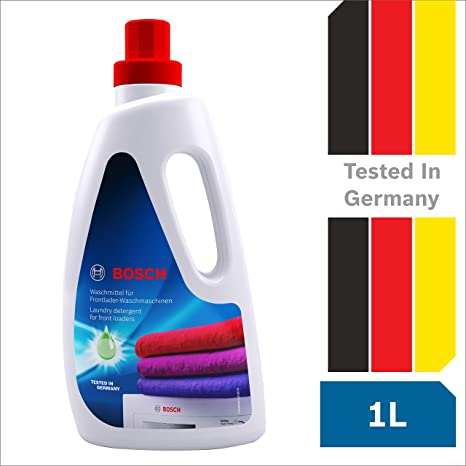Best Laundry Detergent 2020.Bosch Detergent For Front Load Washing Machine 1 L