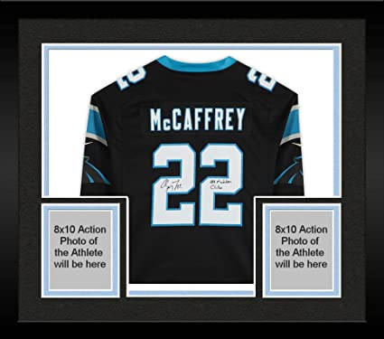 Christian McCaffrey Carolina Panthers Game Jersey
