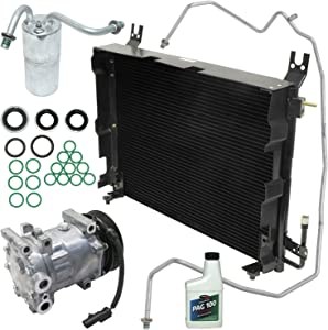 Universal Air Conditioner KT 1195A A/C Compressor/Component Kit